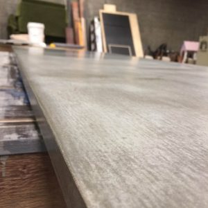 Geelong handmade concrete benchtops