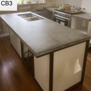 Concrete benchtops in Geelong