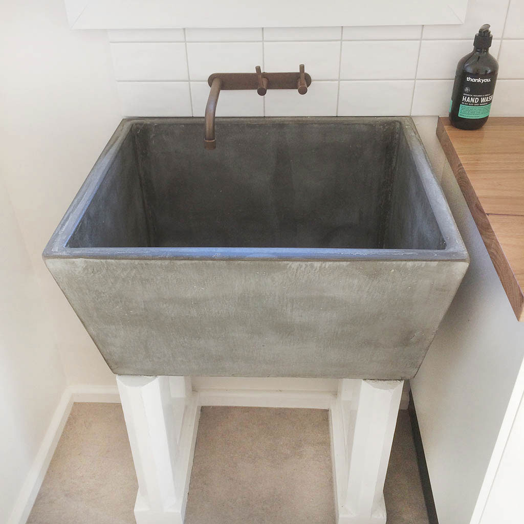 Concrete Sink Sinks Basins And Vanities Concrete Republic
