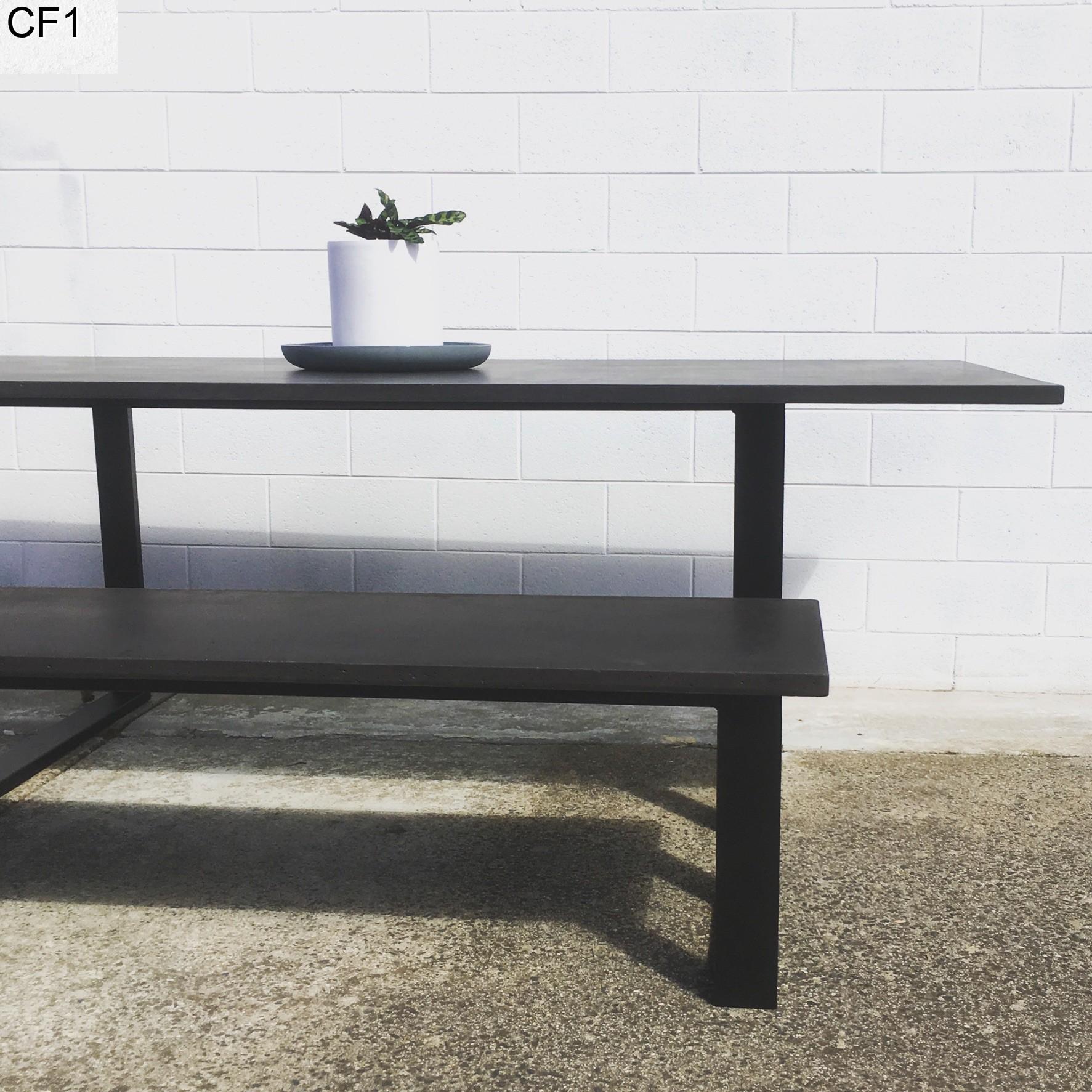 Concrete Furniture Custom Made Concrete Republic
